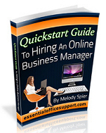 Guide To Hiring An Online Business Manager